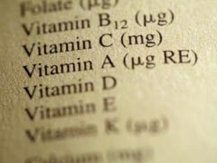 And some of these vitamins facilitate proper metabolism and even weight loss. Below is a list of some of the vitamins that may help us shed some of these